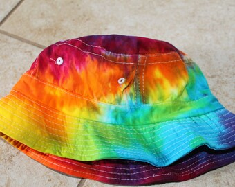 Tie Dye Bucket Hat Kids and Adults Sizes