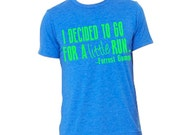 Tee Shirt - running top - running tshirts - Running t shirts  running tee  gifts for him  gifts for dad  gifts for brother running gifts