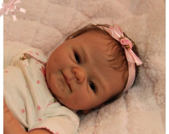 Custom Order for Reborn Coco Malu Doll HOLIDAY SALE