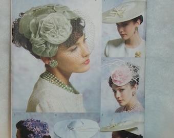 Vogue V8052 Classic hat pattern