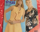 Enid Gilchrist's 70s Styles - 70 designs for figures 34-44 inch bust (plus size)