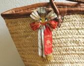 French commemorative ribbon- Souvenir du Conseil de Revision - Militaire