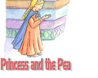 Princess and the Pea Download pdf