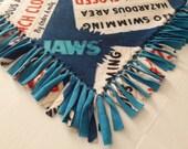 Jaws Fleece Throw