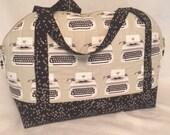 Aeroplane bag - overnight bag - carryon bag - diaper bag - gym bag