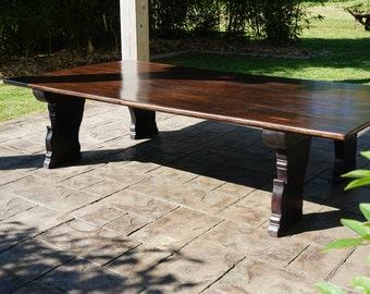 Rosewood Table / Low Table / Shipping Included in the U.S.