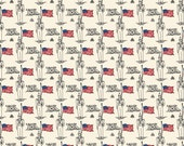 Small Wonders by Mary Fons, Springs Creative, Liberty, USA, Freedom, American Soldier Flag