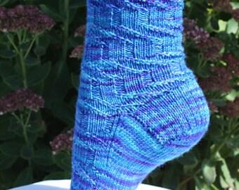 Caribbean Twist Socks