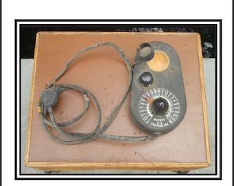 Haynes Model K-2 Photometer-Densitometer
