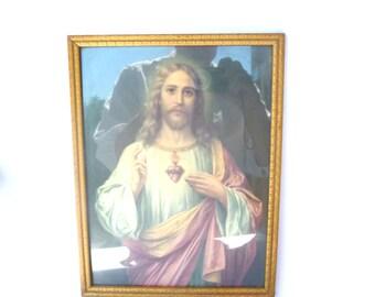 MOVIE STAR JESUS Vintage Print