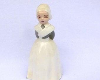 Vintage QUAKER LADY FIGURINE