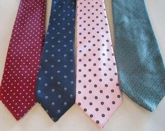Vintage 1970's Neckties