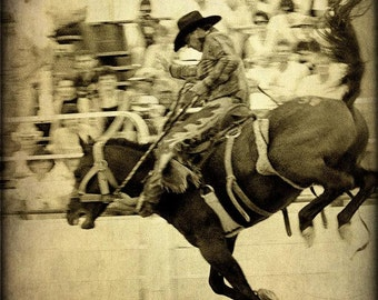 Rodeo Cowboy Fine Art Photography Western Horse Texas Photographs