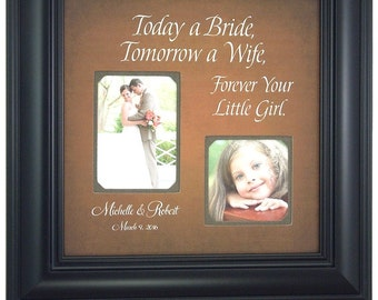 Personalized Wedding Frame, Sign, Photo Frames, Today A Bride, Weddings Decor, Decorations, Bridal Showers, Photo Booth Props, 16 X 16