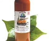 2 oz Moringa 7 All Natural Superfruit Rich Body Smoothie Lotion. Intense Hydration w/ Coconut Water & Moringa. Gluten Free, Vegan.