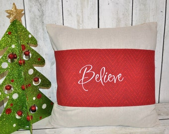 Christmas Pillow Wrap for 18 inch Pillow