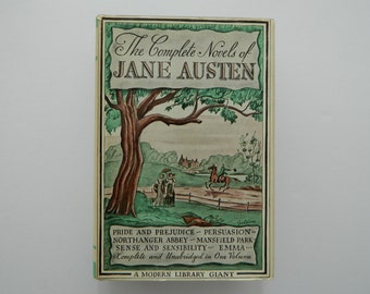 The Complete Novels of Jane Austen.