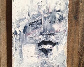 Fridge Art Magnet- Original Painting