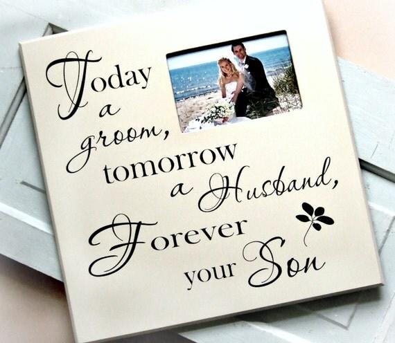 Wedding Present Photo Frame : Wedding Picture Frame/Wedding Photo Frame Gift/Wedding Gift for ...