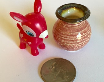 My Deer Pink Porcelain Perfection