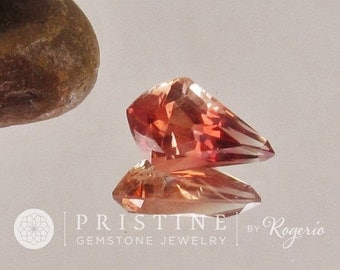 Oregon Sunstone Fancy Shape Loose Gemstone for Engagement Ring or Fine Gemstone Jewelry