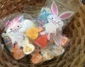 CLEARANCE!  Easter Bunny Guest Soaps Vanilla Pastel Colors