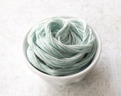 FROSTED SAGE Classic Colorworks hand-dyed embroidery floss cross stitch thread at thecottageneedle.com