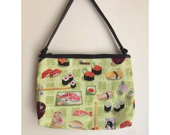 90s Lime Green Sushi Purse