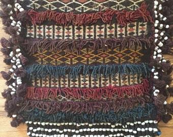 Baluch kilim carpet bag