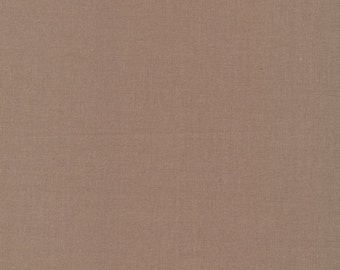 BARK Cirrus Solid, Chambray Weight, Crossweave, Yarn Dyed Solid Fabric, 100% GOTS-Certified Organic Cotton, Cloud9 Fabrics, 905