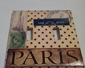 Paris Switchplate