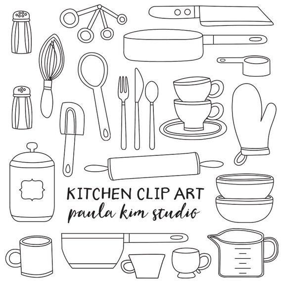industrial kitchen clipart - photo #10