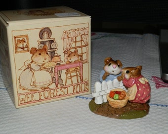 Wee Forest Folk- Mouse Talk-M 130