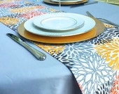 SALE 13.95 Table Runner 12x72, Available In Different Length, Table Napkins, Thanksgiving Table Runner,, Table Cover