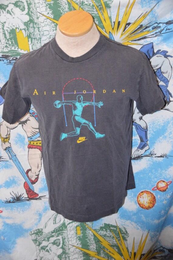 Jahrgang 1990 Michael Jordan Nike Chicago Bulls Shirt