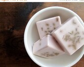 Clearance Sale Lavender Cream Shea Butter Soap SHIPS JANUARY 7
