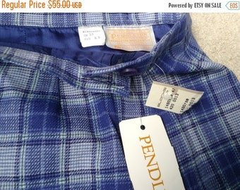 WATCH CLEARANCE EVENT Vintage Nwt Pendleton skirt size M