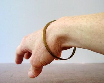 Vintage Jack Boyd Bronze Bracelet - California Modernist Jewelry