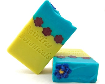 Spring Meadow Gourmet Cold Process Soap