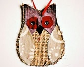 Fabric crafts, Owl crafts...