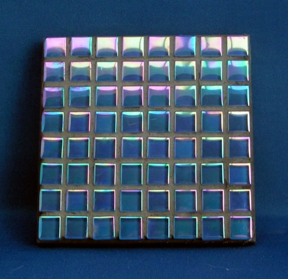 Mosaic Coasters Marble Coasters Drinks By Maniacalmosaics