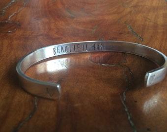 Beautiful mum...cuff bracelet...