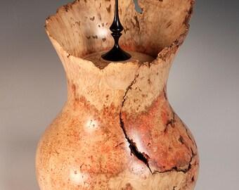 Boxelder Burl Vase