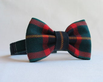 RCMP Bow Tie, Royal Canadian Mounted Police, RCMP Tartan, Mountie Bow Tie, RCMP Wedding, Military Wedding Tie, Police Tie, Officer Bow Tie