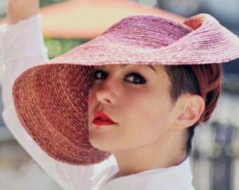Eugenius - Grande Chapeau - Pour Une Femme