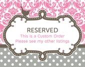 "Custom Order for Courtney Jensen - LuLaRoe Custom Thank You/Care Card Design (4""x6"" Postcard) - DIGITAL FILE - Mandala / Flower / Floral"