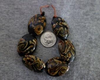 DESTASH CLEARANCE Lampwork Beads