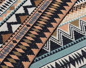 Thai Woven Fabric Tribal Fabric Native Cotton Fabric by the yard Ethnic fabric Craft fabric Craft Supplies Woven Textile 1/2 yard (WF106)