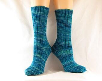 Casual Socks-Knit Wool Socks-Striped Socks-Warm Socks-Handmade Socks-Colorful Socks-Warm Socks-Winter Socks-Handmade Socks-Hand Knit Socks