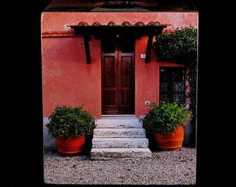 Tissue Box Cover Tuscan Farmhouse